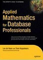 Buy me a book - Applied Mathematics For Database Professionals