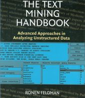 Buy me a book - The Text Mining Handbook